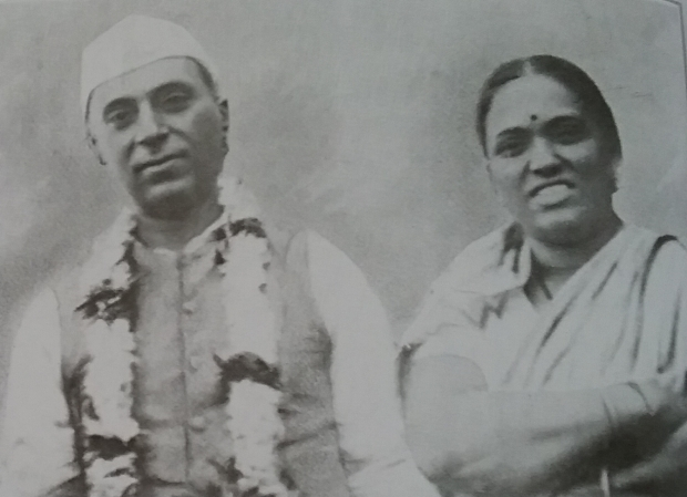 Anasuyabai and Nehru