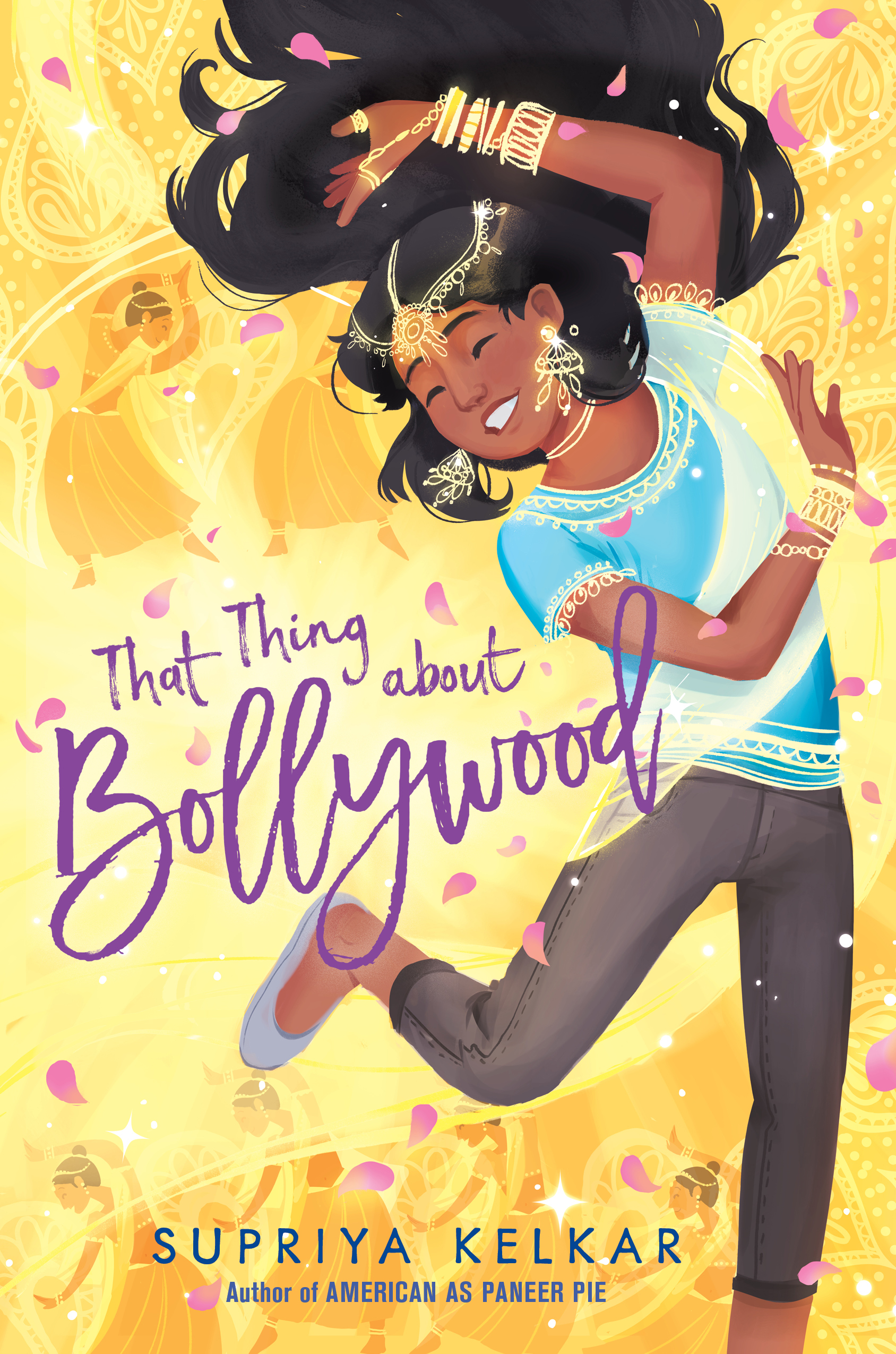 THAT THING ABOUT BOLLYWOOD cover